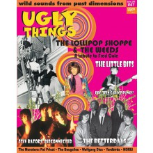 UGLY THINGS Issue #47 Mag