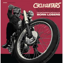 "BORN LOSERS ""CYCLE GUITARS"" CD"