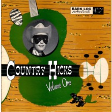 COUNTRY HICKS VOLUME 1 cd