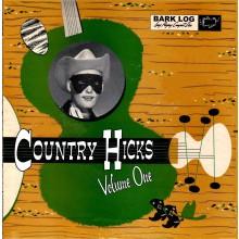 COUNTRY HICKS VOLUME 1 cd
