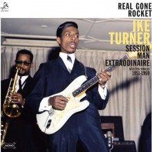 "IKE TURNER ""REAL GONE ROCKET"" CD"