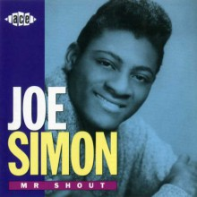 "JOE SIMON ""MR.SHOUT"" CD"