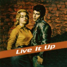 LIVE IT UP cd (Buffalo Bop)