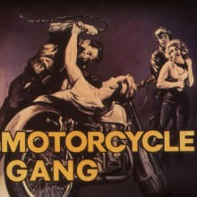 MOTORCYCLE GANG cd (Buffalo Bop)