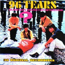 "QUESTION MARK AND THE MYSTERIANS ""96 Tears/Action"" CD"