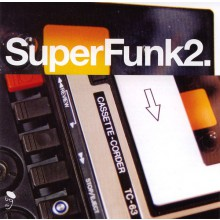 SUPER FUNK VOL 2 CD