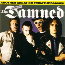 "DAMNED ""BEST OF THE DAMNED"" CD"