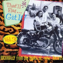 THAT'LL FLAT GIT IT VOLUME 3 (CAPITOL recordings) CD