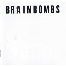 "BRAINBOMBS ""S/T"" CD"