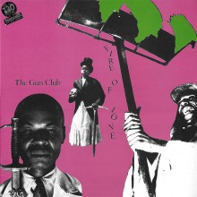 "GUN CLUB ""FIRE OF LOVE"" LP"