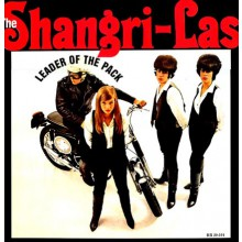 "SHANGRI-LAS ""LEADER OF THE PACK"" LP"