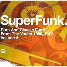 SUPER FUNK VOLUME 4 CD