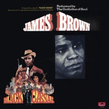 "JAMES BROWN ""Black Caesar"" LP"