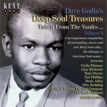 DAVE GODIN'S DEEP SOUL TREASURES 2 CD