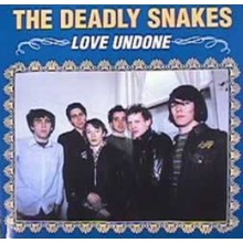 "DEADLY SNAKES ""LOVE UNDONE"" CD"
