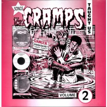SONGS THE CRAMPS TAUGHT US VOLUME 2 LP