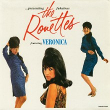 "RONETTES ""PRESENTING THE FABULOUS.."" LP"