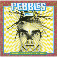 PEBBLES VOLUME ONE cd