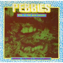 PEBBLES VOLUME Three cd