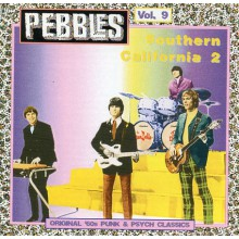 PEBBLES VOLUME Nine cd