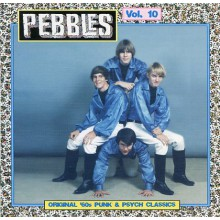 PEBBLES VOLUME 10 cd