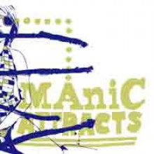 "MANIC ATTRACTS ""TEENAGE ATTRACT"" 7"""