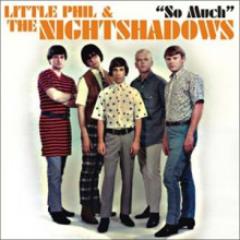 "Little Phil & The Nightshadows ""So Much/Toxic Shock"" 7"""