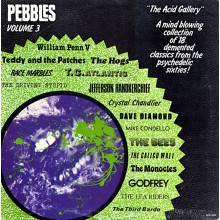 PEBBLES Volume Three LP
