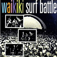 WAIKIKI SURF BATTLE lp