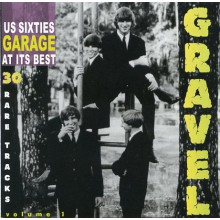 GRAVEL VOLUME 1 cd
