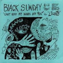 "BLACK SUNDAY ""LIGHTS"" 7"""