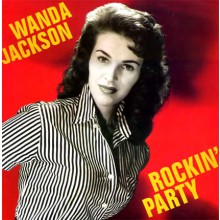 "WANDA JACKSON ""ROCKIN' PARTY"" LP"