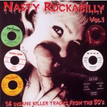 NASTY ROCKABILLY Volume 1 LP