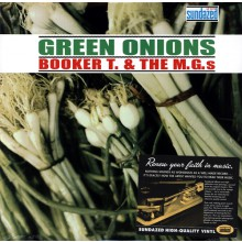 "BOOKER T. & THE M.G.s ""GREEN ONIONS"" LP"