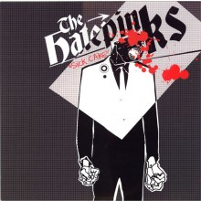 "HATEPINKS ""SICK CAKE"" Mini LP"