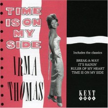 "IRMA THOMAS ""TIME IS ON MY SIDE"" CD"