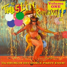 TWISTIN' RUMBLE VOLUME 1 LP