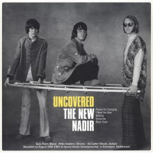 """NEW NADIR / ME AND THE OTHERS """"UNCOVERED"""" LP"""