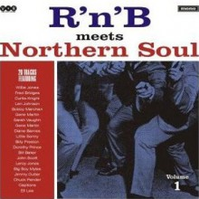R'N'B MEETS NORTHERN SOUL VOLUME 1 LP