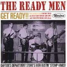 "READY MEN ""GET READY"" LP"