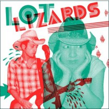 "LOT LIZARDS ""NIGHTMARE CREEP"" 7"""