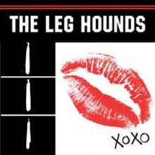 "LEGHOUNDS ""PRISONER OF LOVE"" 7"""