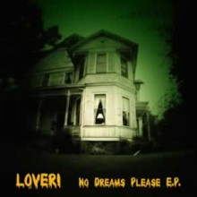"LOVER ""NO DREAMS PLEASE EP"" LP"