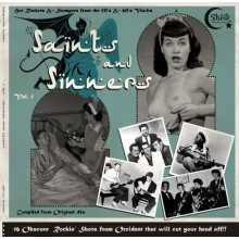 SAINTS AND SINNERS VOL 1 LP