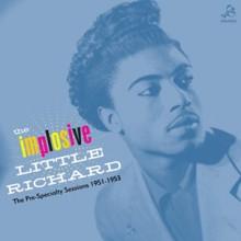 """LITTLE RICHARD """"THE IMPLOSIVE..."""" LP"""