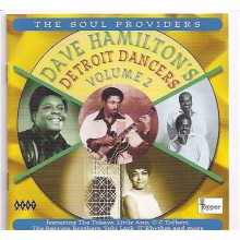 DAVE HAMILTON'S DETROIT DANCERS VOL 2 CD