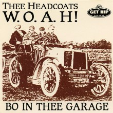 "HEADCOATS ""W.O.A.H"" CD"