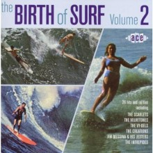 BIRTH OF SURF VOLUME 2 CD
