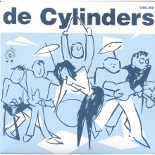 "DE CYLINDERS ""WE MUST PAY/CHART BUSTER"" 7"""