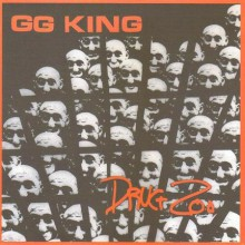 "GG KING ""DRUG ZOO/WITCHING HOUR/ THE LETTER"" 7"""